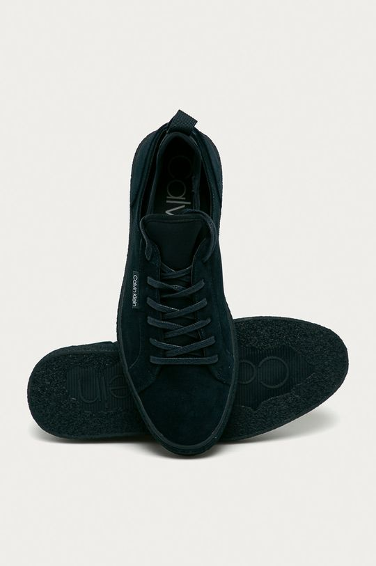 Calvin Klein - Semišové boty Pánský