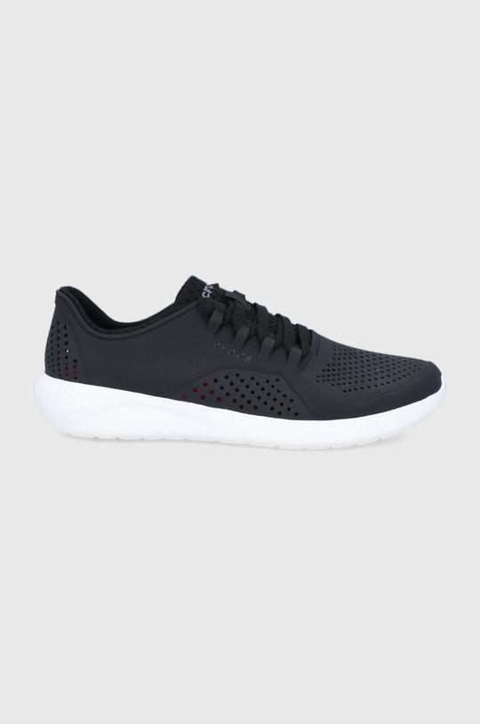 čierna Crocs - Topánky Pánsky