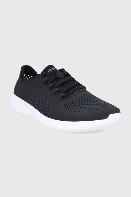Crocs - Topánky čierna