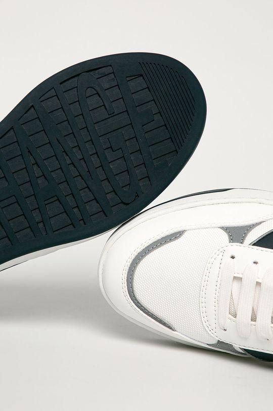 biela Armani Exchange - Topánky