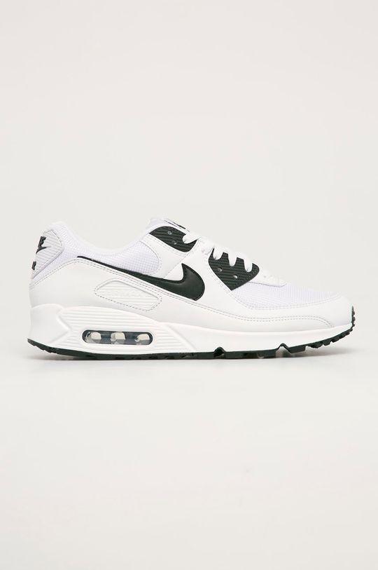 bílá Nike Sportswear - Boty Air Max 90 Pánský