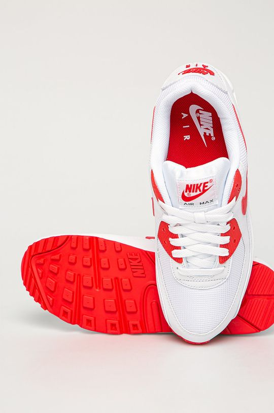 biały Nike Sportswear - Buty Air Max 90