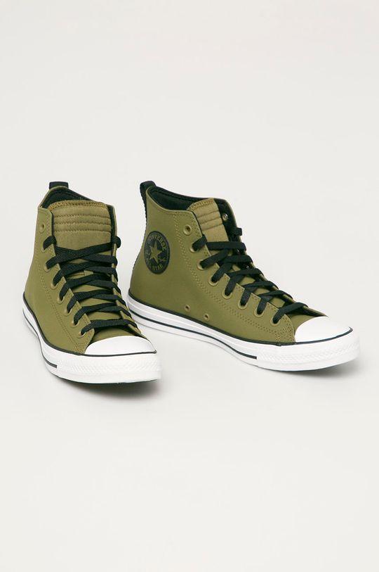 Converse - Tenisi verde