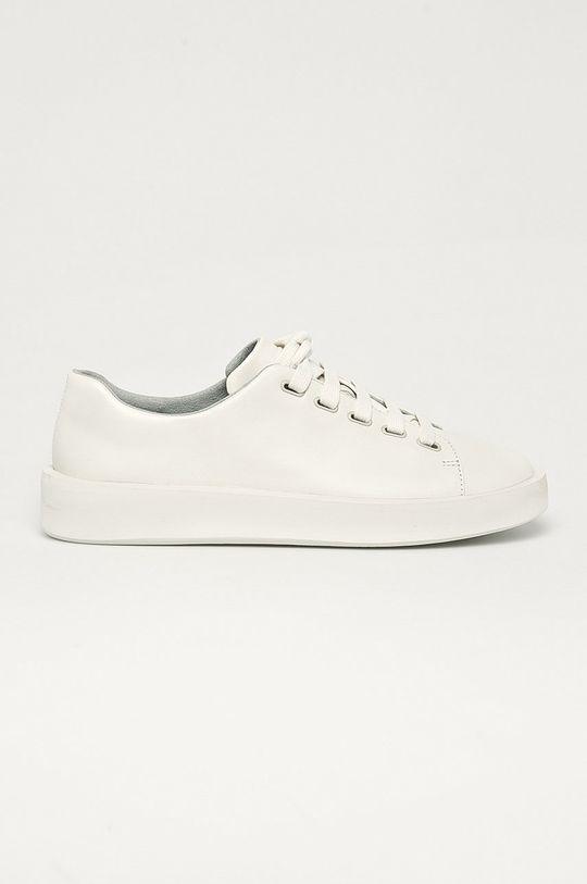 biela Camper - Kožená obuv Courb Pánsky