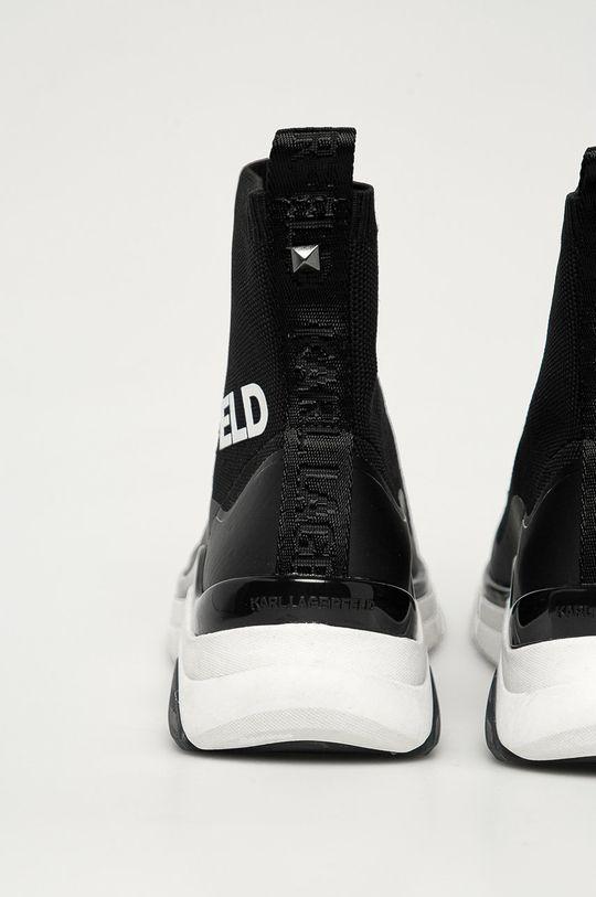 Karl Lagerfeld - Buty Cholewka: Materiał syntetyczny, Materiał tekstylny, Wnętrze: Materiał syntetyczny, Materiał tekstylny, Podeszwa: Materiał syntetyczny