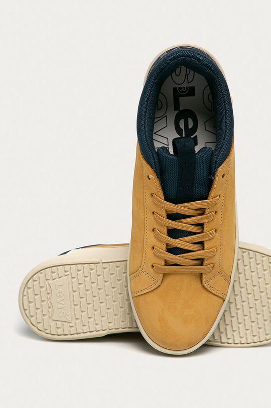 žltá Levi's - Topánky