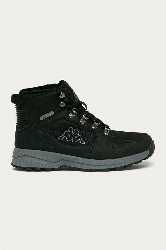 čierna Kappa - Členkové topánky Cook Tex Pánsky