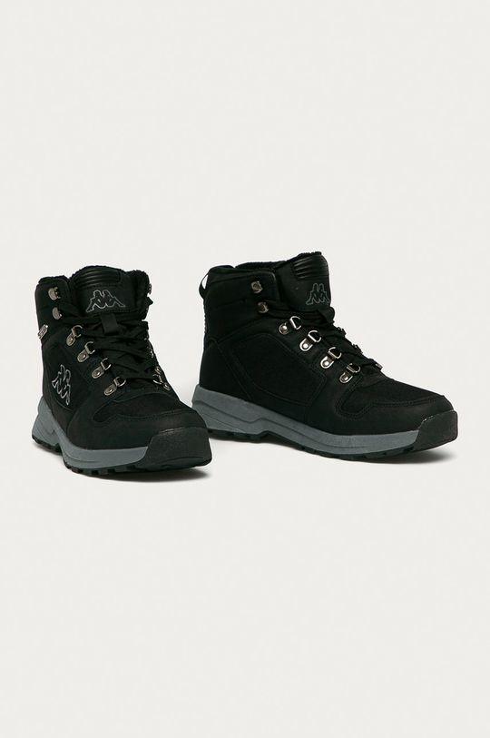 Kappa - Členkové topánky Cook Tex čierna