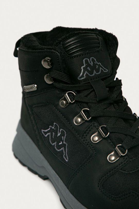 čierna Kappa - Členkové topánky Cook Tex