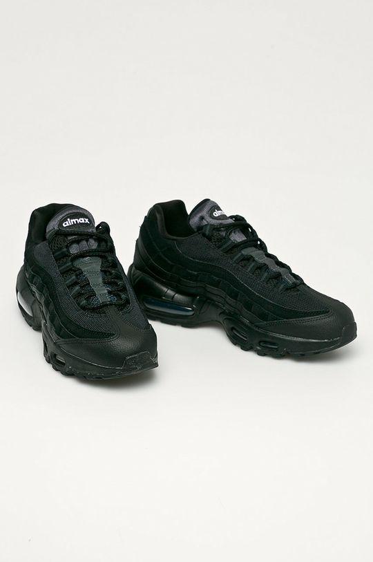 Nike Sportswear - Topánky Air Max 95 Essential čierna