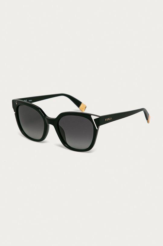 Furla - Okuliare SFU401 čierna