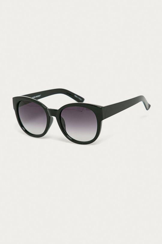 czarny Vero Moda - Okulary przeciwsłoneczne Damski