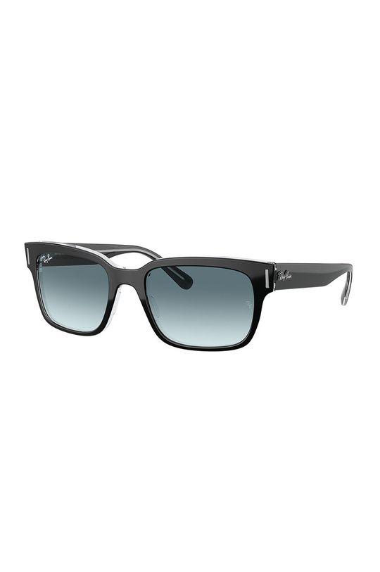 černá Ray-Ban - Brýle JEFFREY Dámský
