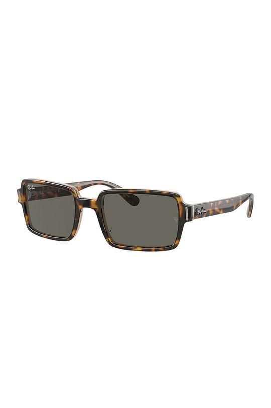 brązowy Ray-Ban - Okulary BENJI Unisex