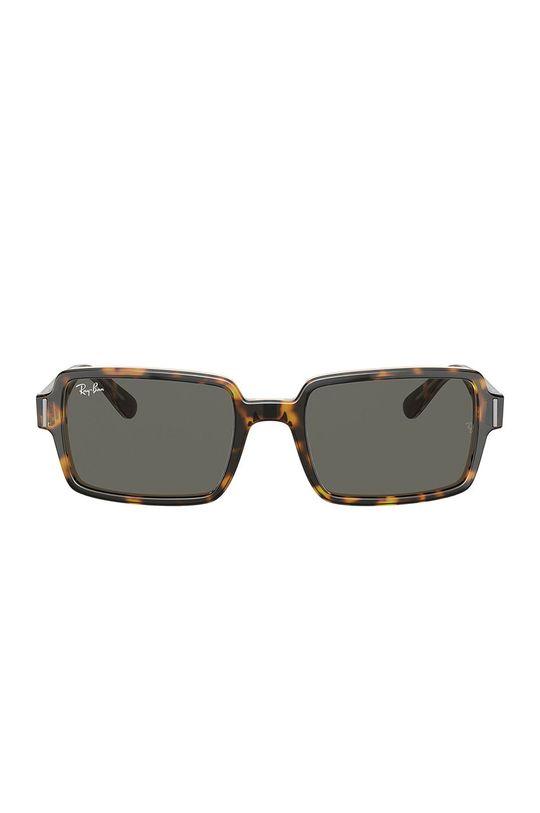 Ray-Ban - Okulary BENJI brązowy