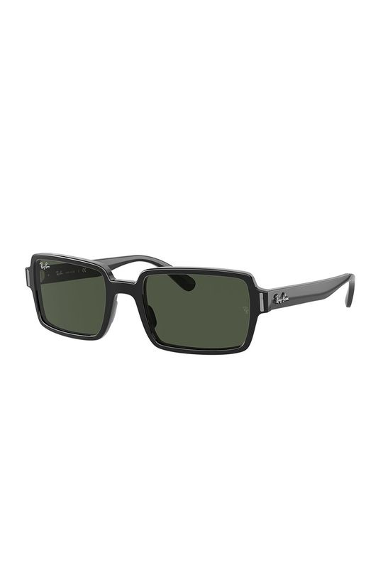 czarny Ray-Ban - Okulary BENJI Unisex