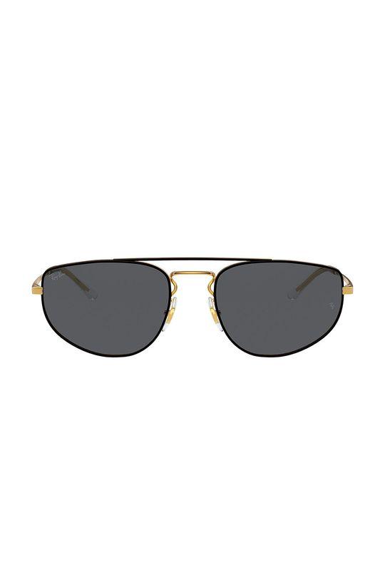 Ray-Ban - Okulary RB3668 czarny