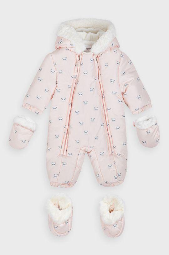 różowy Mayoral Newborn - Kombinezon niemowlęcy 55-86 cm Chłopięcy