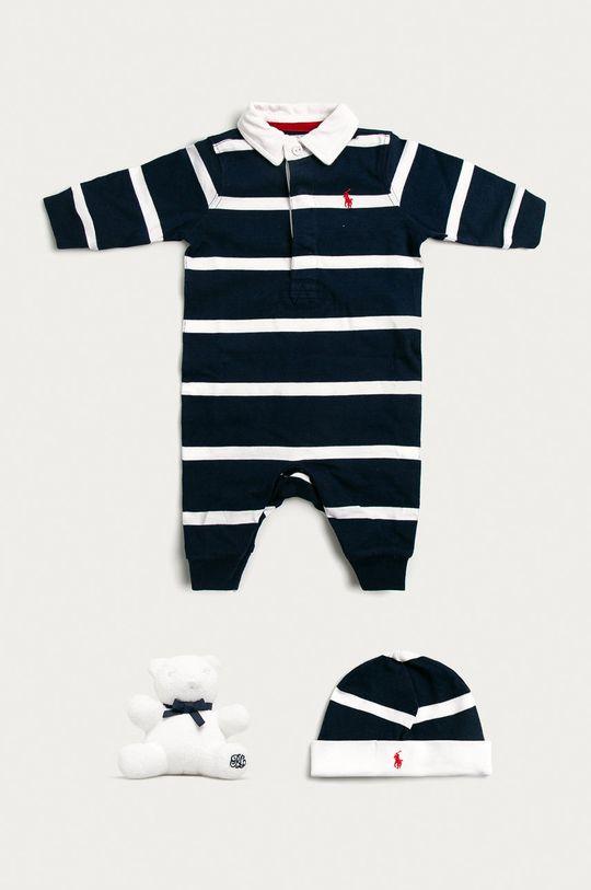 bleumarin Polo Ralph Lauren - Compleu bebe 62-74 cm De băieți