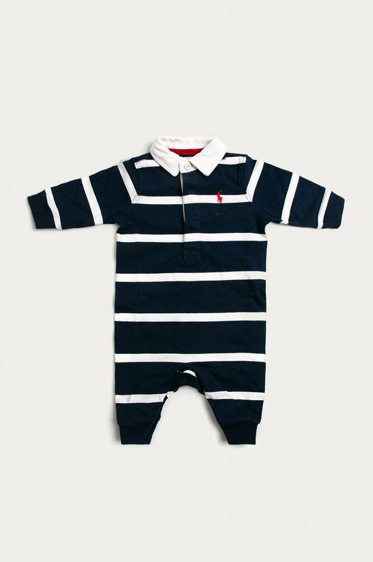 Polo Ralph Lauren - Compleu bebe 62-74 cm bleumarin