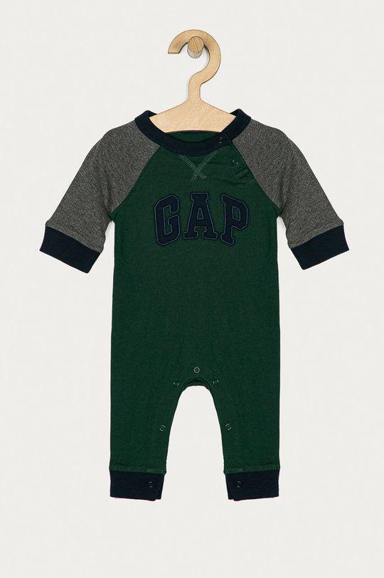 verde inchis GAP - Costum bebe 50-80 cm De băieți