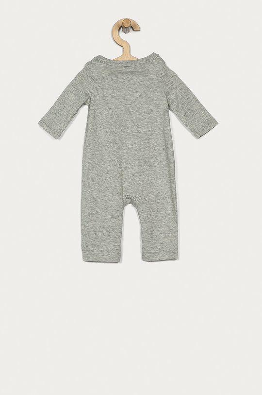 GAP - Body niemowlęce 50-86 cm jasny szary