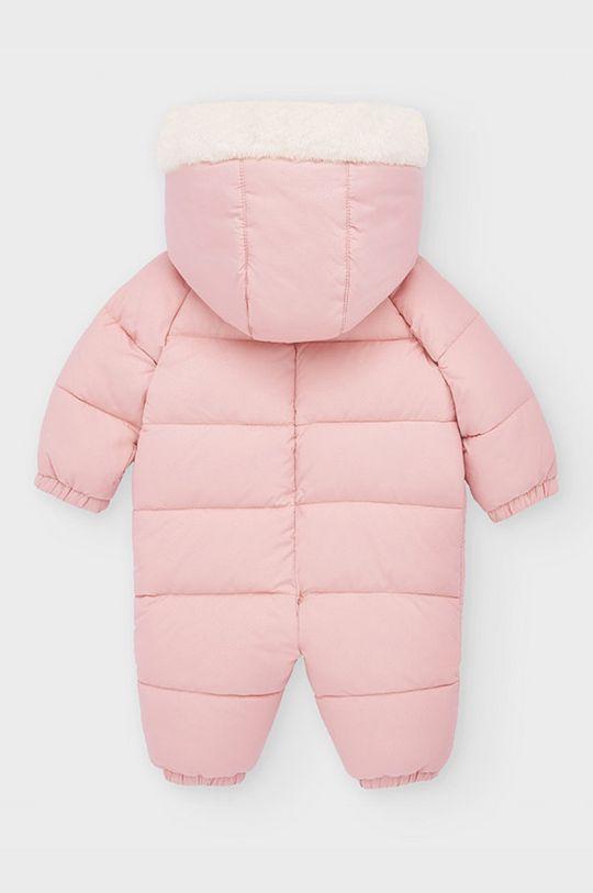 Mayoral - Overal pre bábätká 55-86 cm pastelová ružová