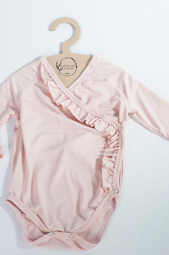 Jamiks - Body niemowlęce różowy