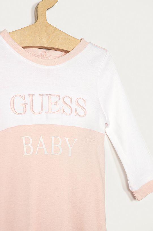 Guess Jeans - Śpioszki niemowlęce 62-76 cm 100 % Bawełna organiczna