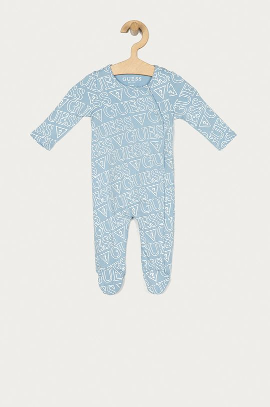 violet Guess Jeans - Costum bebe 62-76 cm De copii