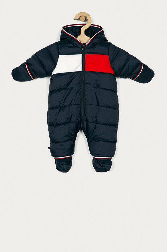 bleumarin Tommy Hilfiger - Combinezon bebe 56-92 cm De copii
