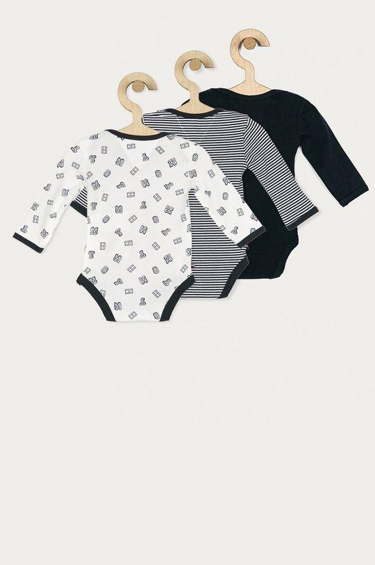 Tommy Hilfiger - Body bebe 56-92 cm (3-pack) De copii