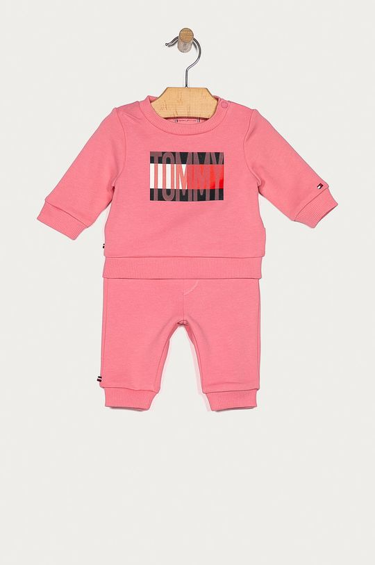 roz Tommy Hilfiger - Compleu bebe 56-92 cm De copii