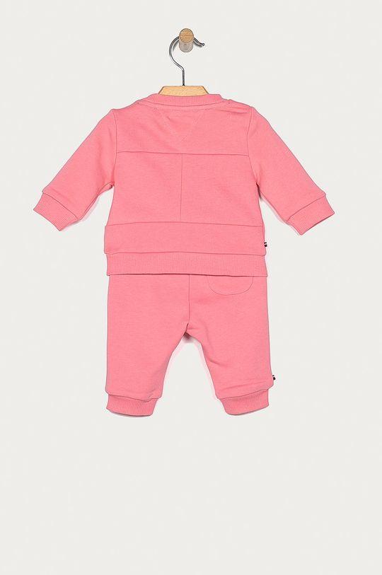 Tommy Hilfiger - Compleu bebe 56-92 cm roz