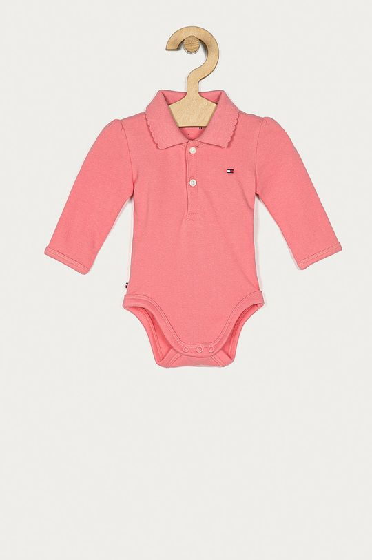 roz Tommy Hilfiger - Body bebe 56-92 cm De copii