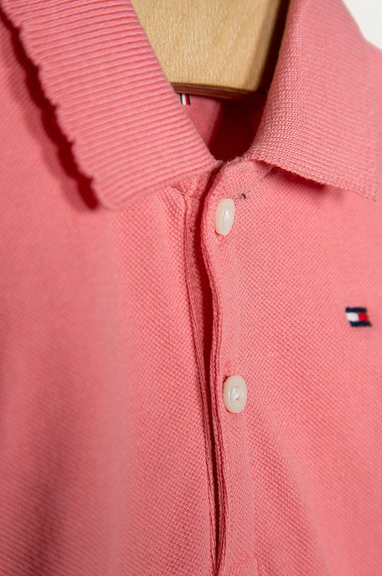 Tommy Hilfiger - Body bebe 56-92 cm roz