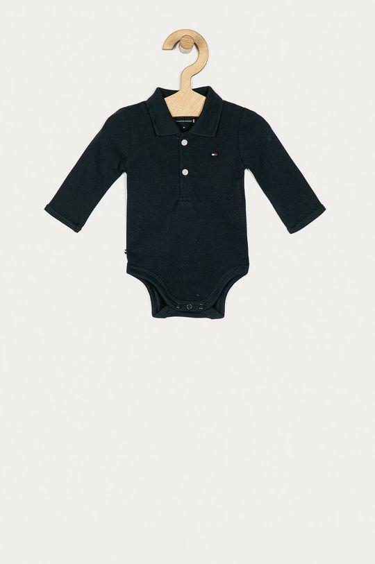 bleumarin Tommy Hilfiger - Body bebe 56-92 cm De copii
