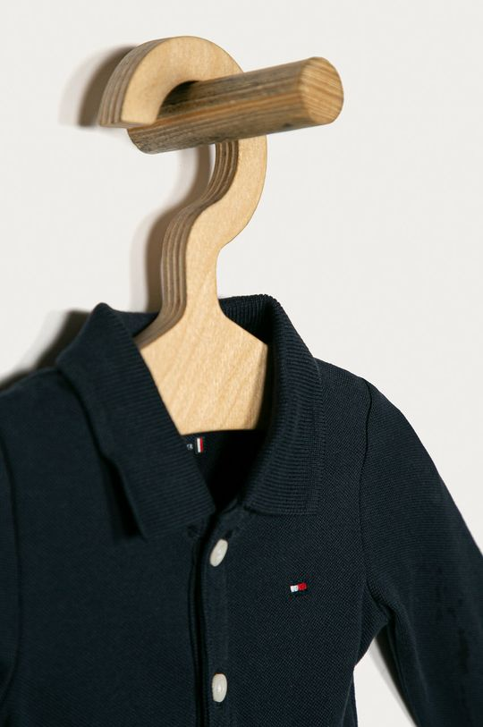 Tommy Hilfiger - Body bebe 56-92 cm bleumarin