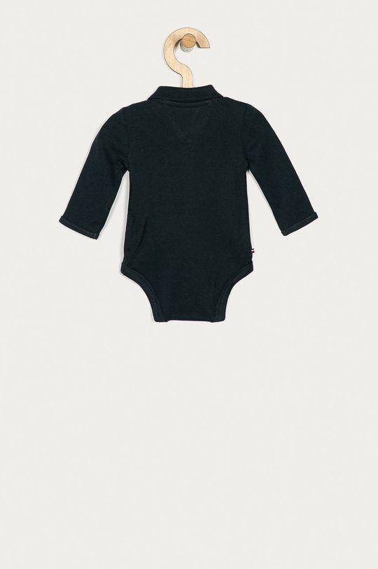 Tommy Hilfiger - Body bebe 56-92 cm  96% Bumbac, 4% Elastan