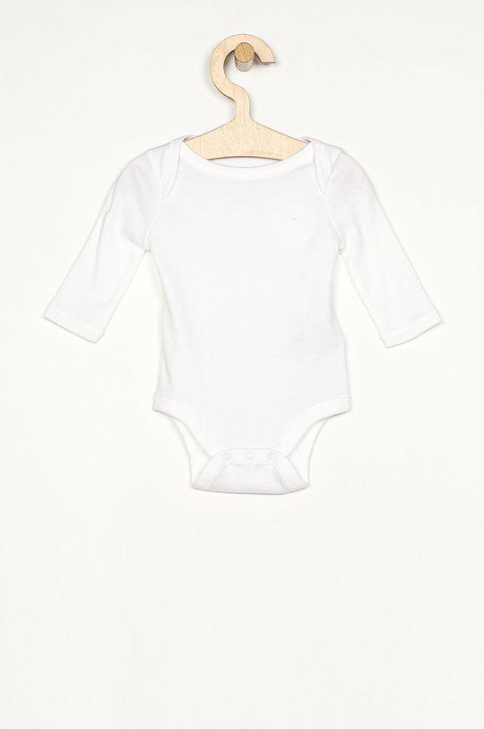 alb GAP - Body bebe 50-92 cm De copii