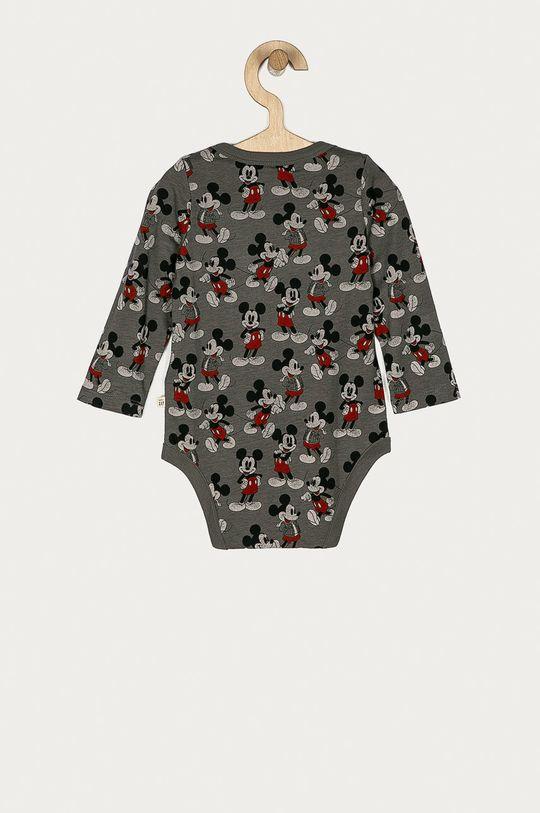 GAP - Body niemowlęce 50-92 cm szary