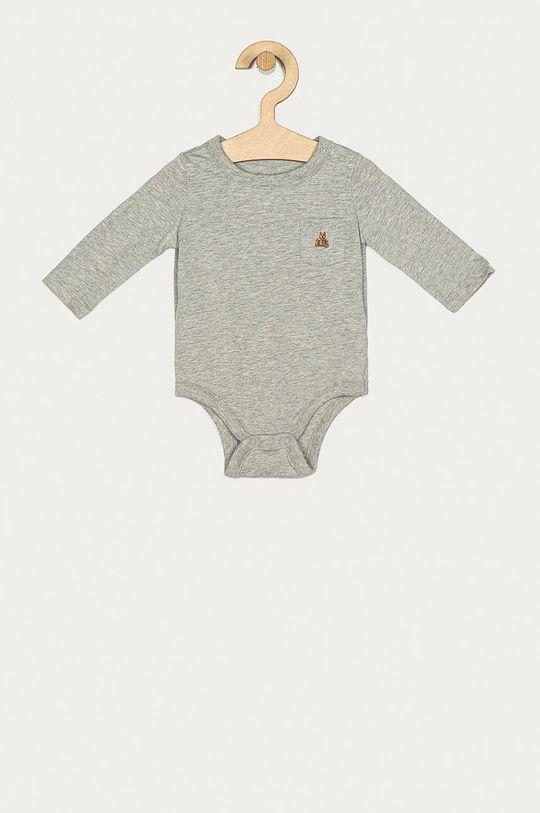 svetlosivá GAP - Body pre bábätká 50-92cm Detský