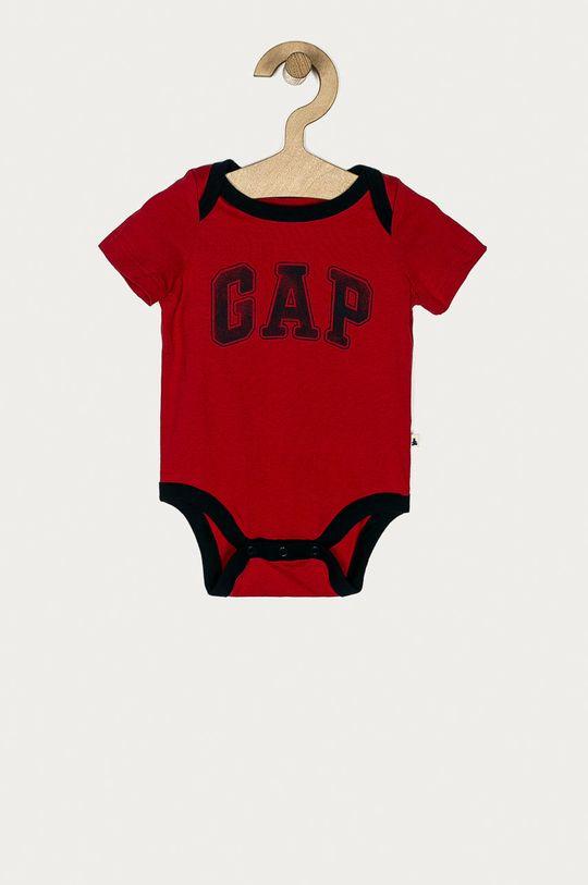 rosu GAP - Body bebe 50-92 cm De copii