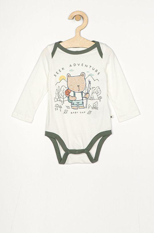 alb GAP - Body bebe 50-86 cm De copii