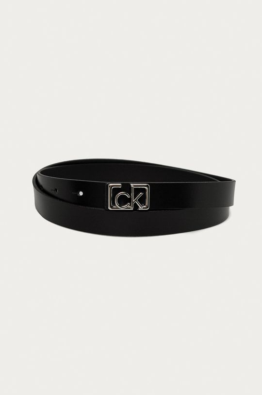 negru Calvin Klein - Curea de piele De femei