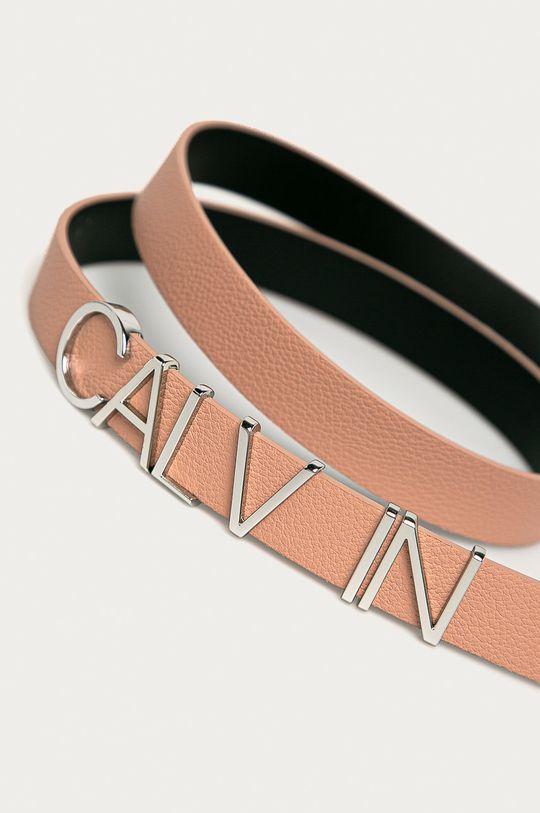 Calvin Klein - Opasok ružová