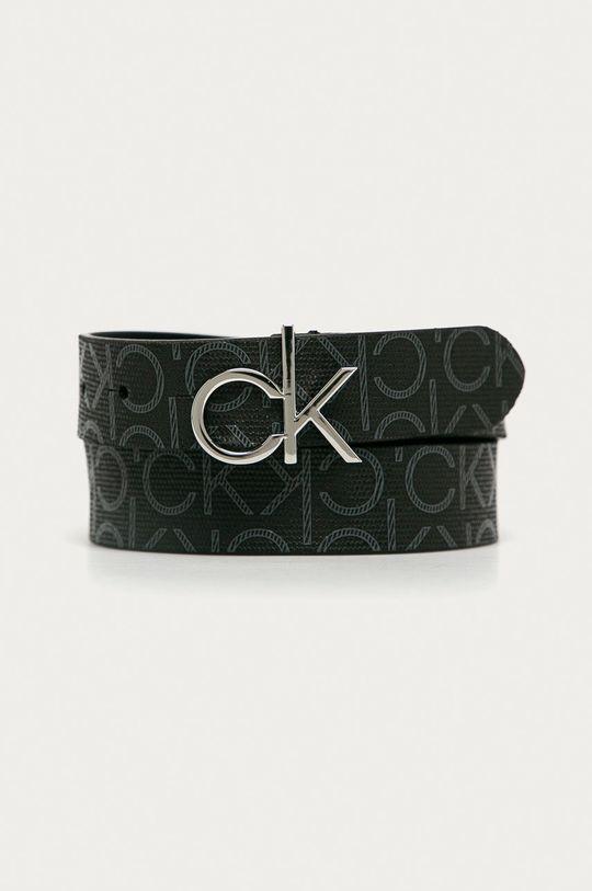 czarny Calvin Klein - Pasek Damski