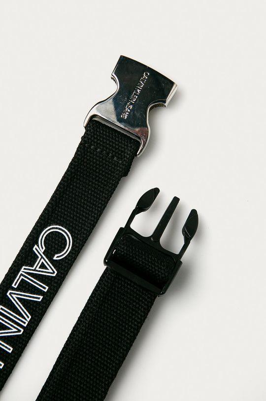 Calvin Klein Jeans - Pásek černá