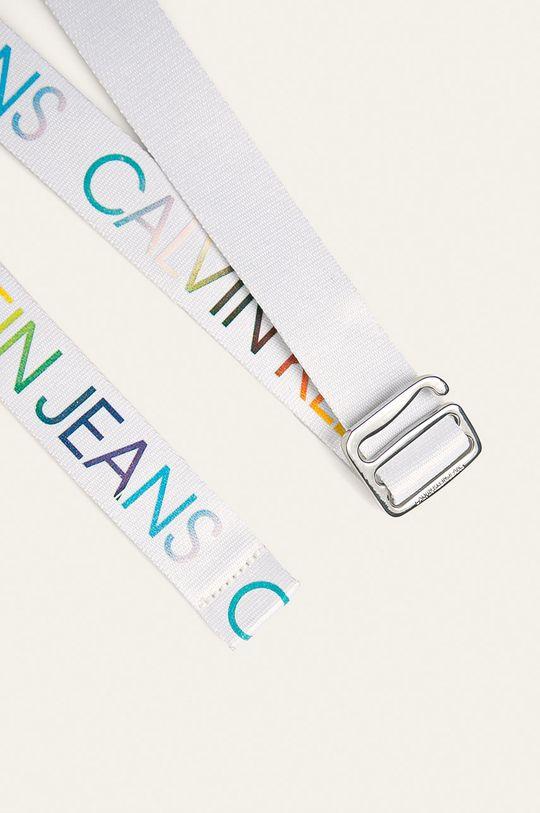 Calvin Klein - Pásek bílá