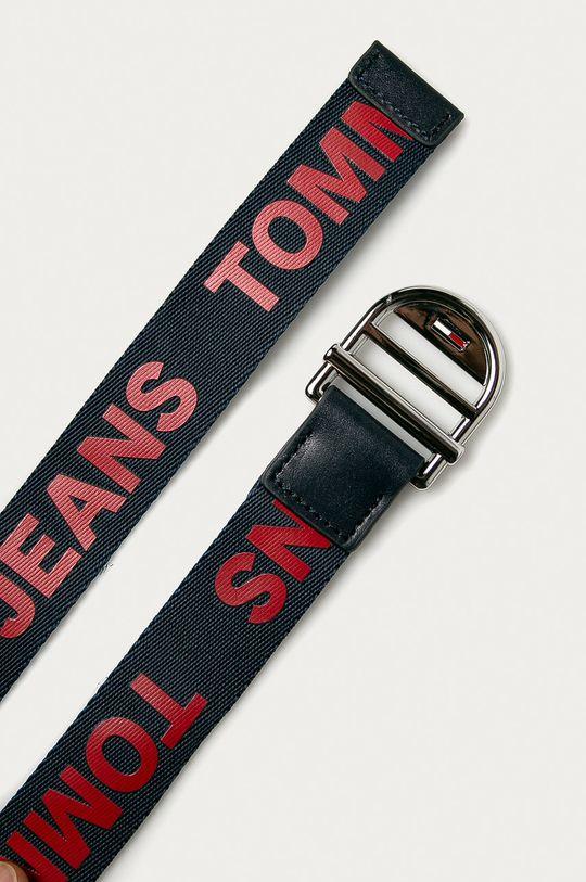 Tommy Jeans - Opasok červená